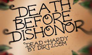 Dead Hardy