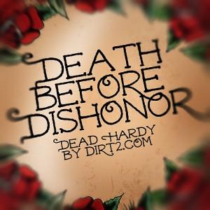 Dead_Hardy - Ed Hardy Font