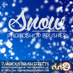Snowbrushes