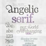 angelicserif