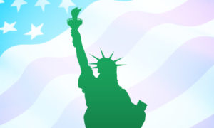 Free Statue Of Liberty Vector